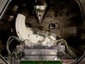 Magellan 400 - vnitřek komory